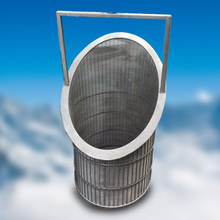 Corrosion Resistant Monel 400 Sea Water Filter Element