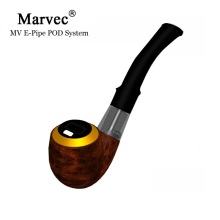 Marvec 2019 Nuevo POD Smoke E-Pipe Starter Kit