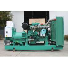 100kw Trailer Yuchai Diesel Generator Set
