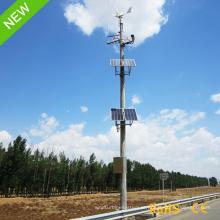 Vento Solar, sistema de monitoramento para vento Turbne (MINI-300W 12V)