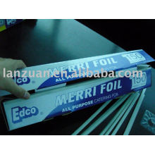 foils used for food package