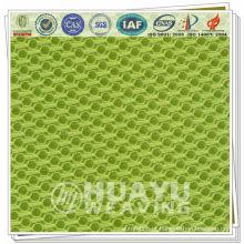 6588 malha trançada 3D mesh tecido
