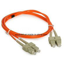 Fiber Patch Cord Multimode PC (2xSC-2xSC, 9/125)
