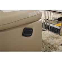 Canapé de salon avec canapé moderne en cuir véritable (441)