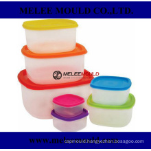 Stackable Plastic Microwavable Safe Reusable Container Mould