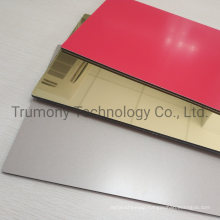 PVDF Nano ACP Sign Panels Signboard Aluminum Composite Panel for The Shell of Household Appliances and Machinery