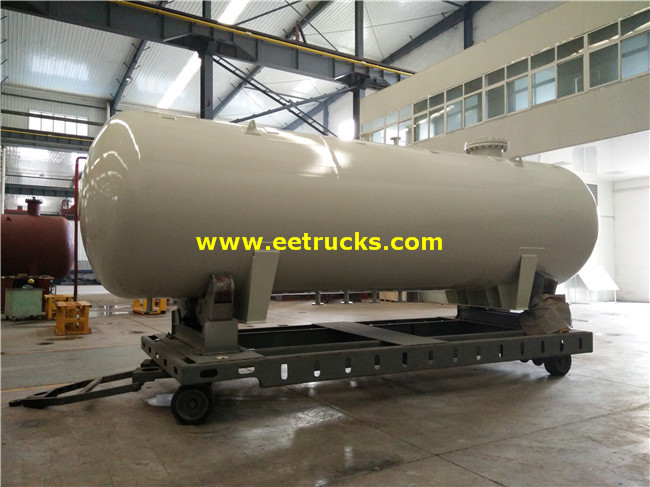 50 CBM NH3 Bullet Storage Tanks