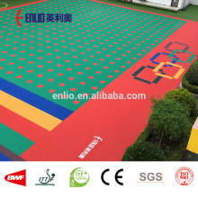 Luar Playschool Interlocking Tiles