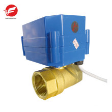 Top-selling control automatic water shut off valve