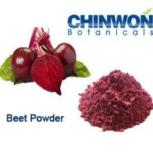 Nahrungsergänzungsmittel Beetroot Pulver