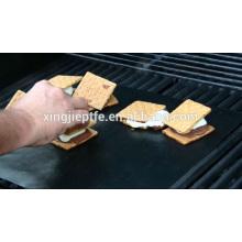 Nuevos productos 2015 producto innovador cromado parrilla barbacoa mat