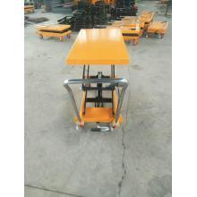 Carretilla de mano de equipaje de plataforma plegada de alta calidad de 500 kg