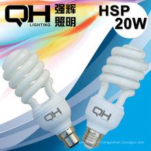 Energy Saving Lamp/CFL lampe 20W 2700K / 6500K E27/B22
