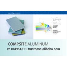 Vietnamese Aluminum Composite Panels for decoration