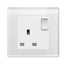 Interruptores elétricos multifuncionais, interruptor de parede e molde de soquete