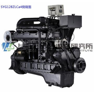 6 Cylinder, 154kw/ Shanghai Dongfeng Diesel Engine for Generator Set,