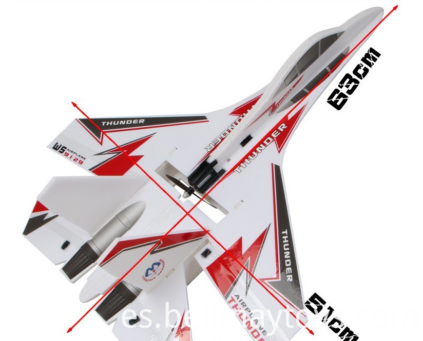 Remote Control Airplane