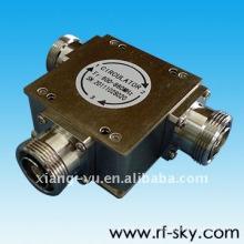 Circulador coaxial do uhf rf do poder superior 600W