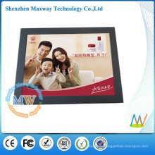 Resolution 1024 768 TFT 15 inch lcd display with VGA input