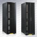 Ga 25u-48u Standing Metal Rack Enclosure Telecommunication&Broadcasting Network Cabinet