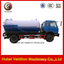 7000L Sewage Truck for Sucking Waste Sewage with Vacuum Pump