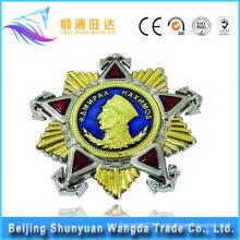 Custom Badge Makers Produce Custom Metal Pin Cap Badges