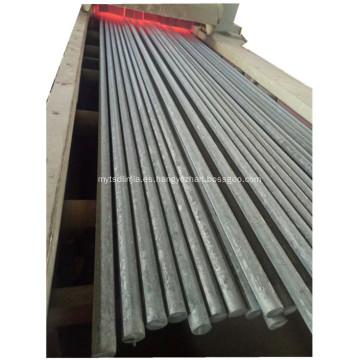 Barra de acero de tratamiento térmico 1045
