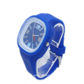 touch face of digital silicone material watches