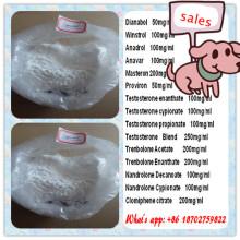 Poudre de haute qualité Superdrol CAS 3381-88-2