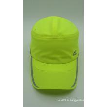 Capuchon de golf en plein air fluorescent 100% polyester fluorescent (ACEK0047)