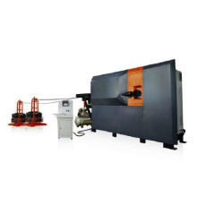 Máquina automática de dobra de estribo de aço
