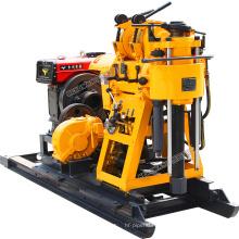 High performance equipment hydraulic diesel drilling rig model
