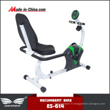 Nouveau style exceptionnel Silent Magnetic Resistance Recumbent Bike / Body Fitness Equipment