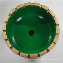 O melhor rebolo do diamante de China para a carboneto da indústria da ferramenta elétrica da telha cerâmica por atacado