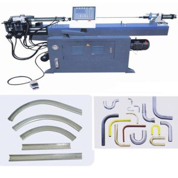 Hydraulic automatic bending orbit machine