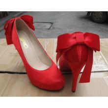New Style Fashion High Heel Wedding Shoes (HCY02-1460)