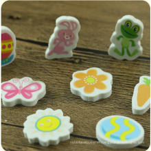 Novelty 3D  Animals Series Eraser