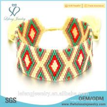 2016 New arrival wholesale bohemian jewelry cheap turquoise bohemian bracelet
