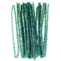 Bricolage Glitter Pipe Cleaners tinsel chenille stems