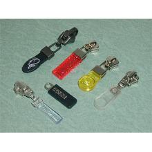 # 5 PVC Zipper Slider Auto Lock Custom Materials