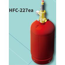 HFC-227ea 'SISTEMA DE INUNDACIÓN TOTAL' SISTEMA DE EXTINCIÓN DE INCENDIOS
