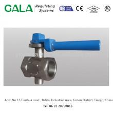 China alta qualidade e melhor preço parafuso tipo válvula de borboleta do sistema de água
