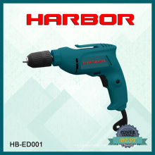 Hb-ED001 Yongkang Harbor Electric Tapping Drill Wood Working Tools
