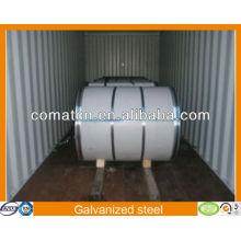Высокое качество алюцинк оцинкованная стальная катушка AZ100g/м2, рулон оцинкованной стали, Китай завод