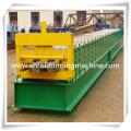 Piso de lamina Deck máquina formadora
