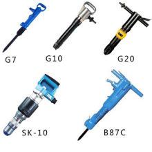 G7, G8, G10, G12, G20 Presslufthammer