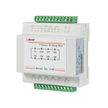 Compteur d'énergie cc 6 circuits base tour télécom