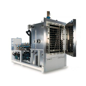 High capacity commercial vacuum freeze drying machine