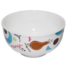 Меламин миска/красивые фруктовые вечер seriese /100% меламина посуда (GD708)