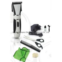 Usage à domicile coupe de cheveux Rechargeable sans fil Kit/tondeuse